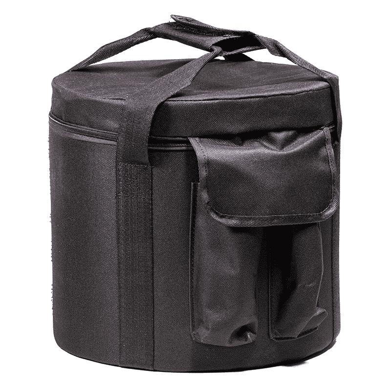Speciale tas voor het veilig transporteren en opbergenvan onze kristallen klankschalen. voor schalen met ...