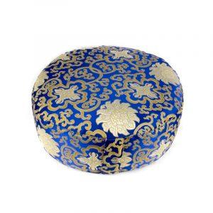 Meditatiekussen Lotus (Blauw)