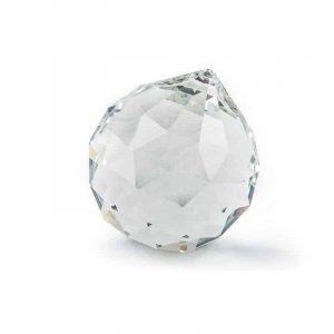 Regenboogkristal Bol Transparant AAA Kwaliteit (4 cm)
