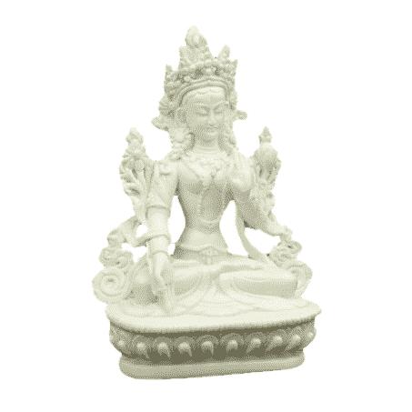Spiru Japanse Boeddha Beeld Polyresine Vairocana - 9 cm