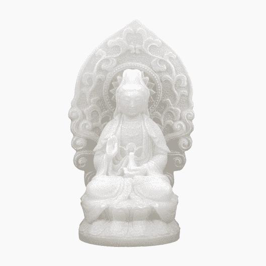 Spiru Quan Yin Beeldje (12 cm)