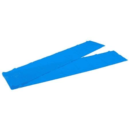 Spiru Yoga Stretchband Blauw