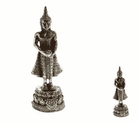 Spiru Minibeeldje Boeddha Verjaardag Woensdag - 6 cm