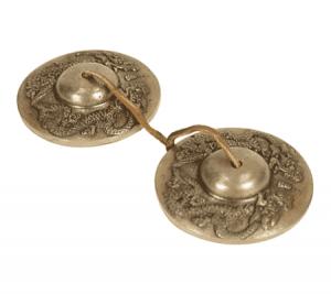 Tingsha's Superieure Klank Draken (6 cm)
