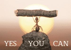 Ansichtkaarten Yes You can.