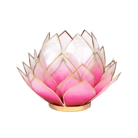 De lotusbloem  wordt heel veel gezien en gebruikt in het hindoeïsme en boeddhisme, het is in deze culturen ...