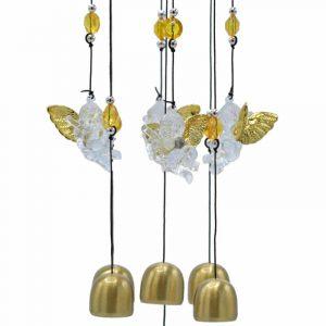 Windbellen met Vijf Engelen