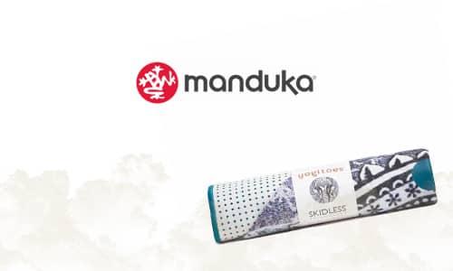 Manduka Yoga Handdoeken
