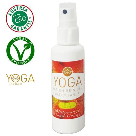 Spiru Yogamat Reiniger Bloedsinaasappel (50 ml)
