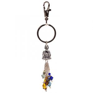 Sleutelhanger Chakra Boeddha
