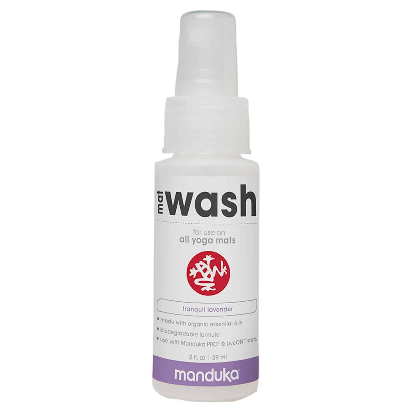 Manduka Mat Wash Lavendel (56 ml)