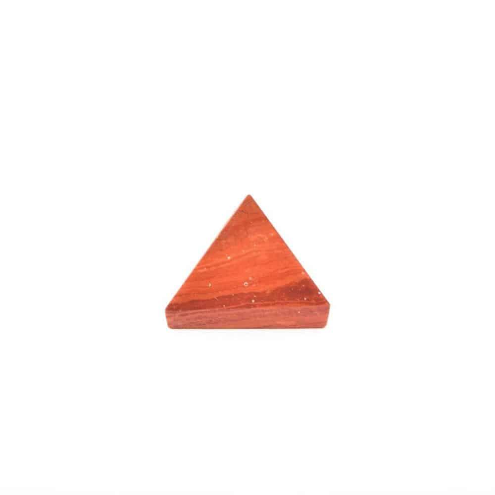 wortelchakra rode piramide edelsteen jaspis
