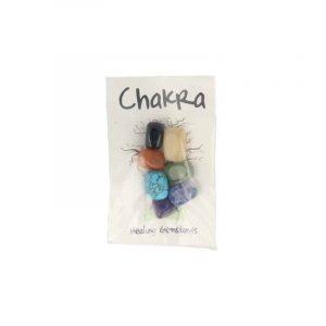 Doorboorde Hangers Chakra (Set)