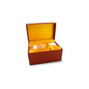 Feng Shui Kristallen Bol (10 cm)