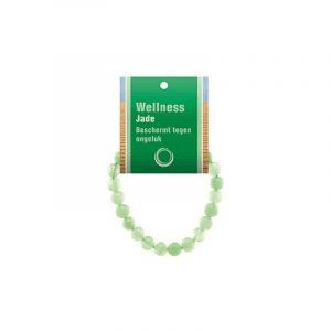 Powerbead Armband Jade (Met Displaykaart)