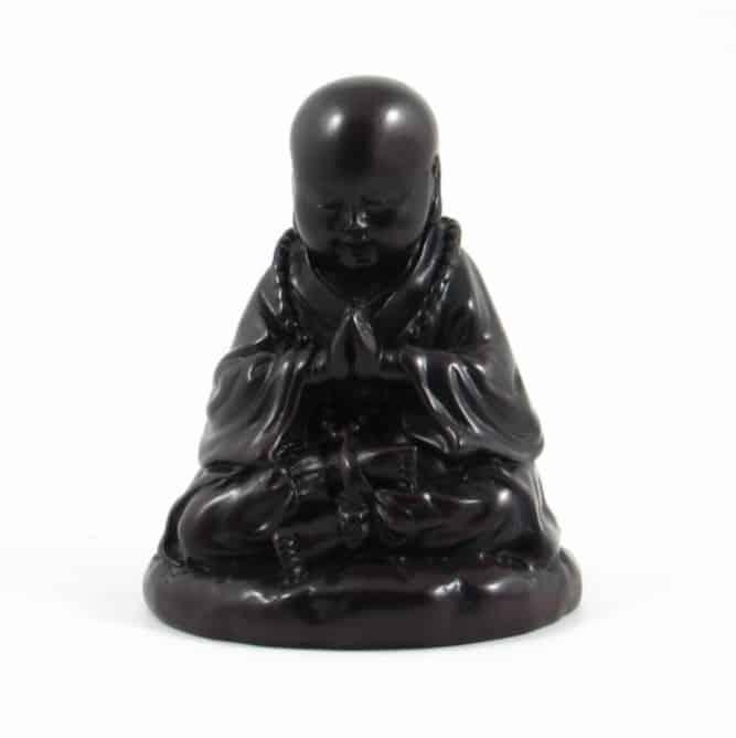 Spiru Boeddha Beeld Polystone (10 cm)