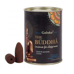 Goloka Backflow Wierook Kegels De Boeddha