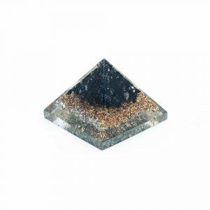 Orgonite Piramide Mini Zwarte Toermalijn (25 mm)