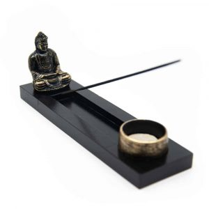 Mini Altaar Boeddha Brander Set