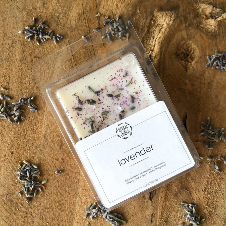 lavendel waxmelt edelsteen