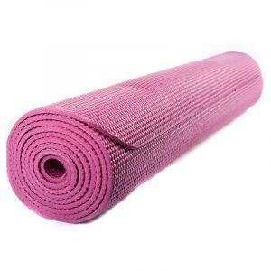 Yogi & Yogini Yogamat PVC Diep Roze 5 mm - 183 x 61 cm