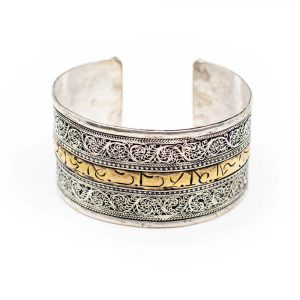 "Tibetaanse Armband Handgemaakt ""Compassion"""