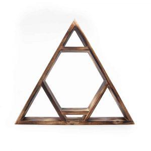Zen Altaar Piramide - 38 x 33 cm