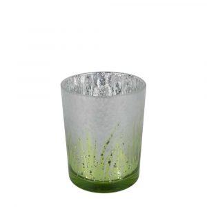 Waxinelichthouder Gras (8 x 7 cm)
