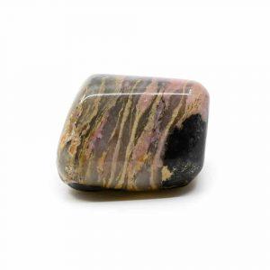 Trommelsteentje Rhodoniet