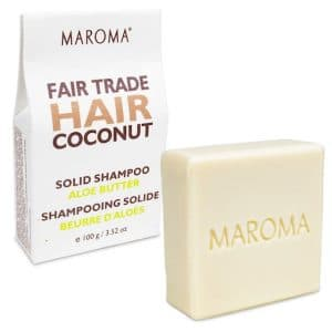 Maroma Kokos & Aloë Boter Haarzeep