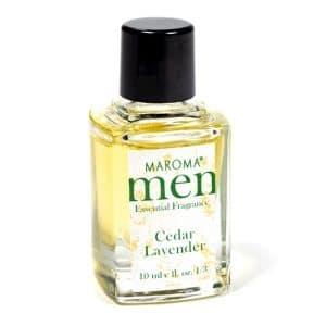 Maroma Parfum voor de Man Ceder Lavendel