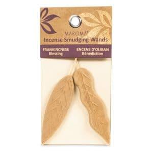 Maroma Smudge Wierookblaadjes Frankincense