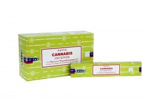Satya Wierook Cannabis (12 pakjes)