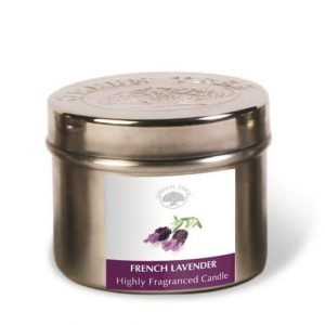Green Tree Geurkaars French Lavender (150 gram)
