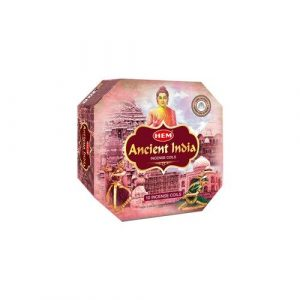 Hem Wierook Spiralen Ancient India