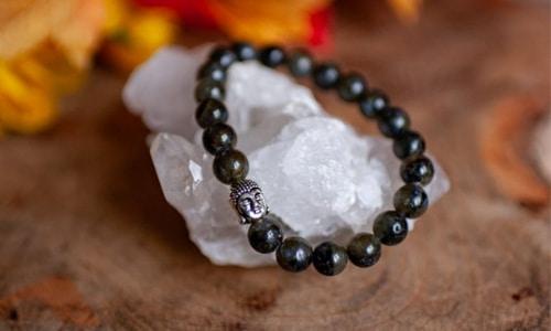Boeddha Armband