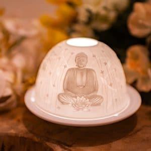 Sfeerlicht Porselein Boeddha