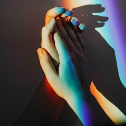 kleurentherapie regenboog