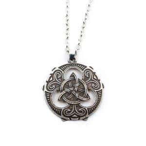Amulet Keltische Knoop Triquetra