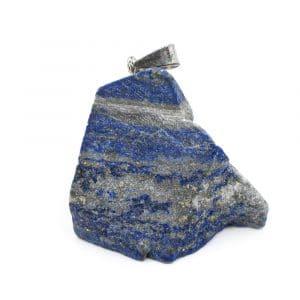 Ruwe Lapis Lazuli Hanger
