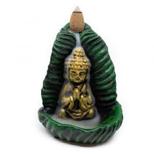 Backflow Wierook Brander Waterval Boeddha