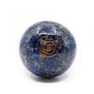 Orgoniet Bol Lapis Lazuli (60 mm)