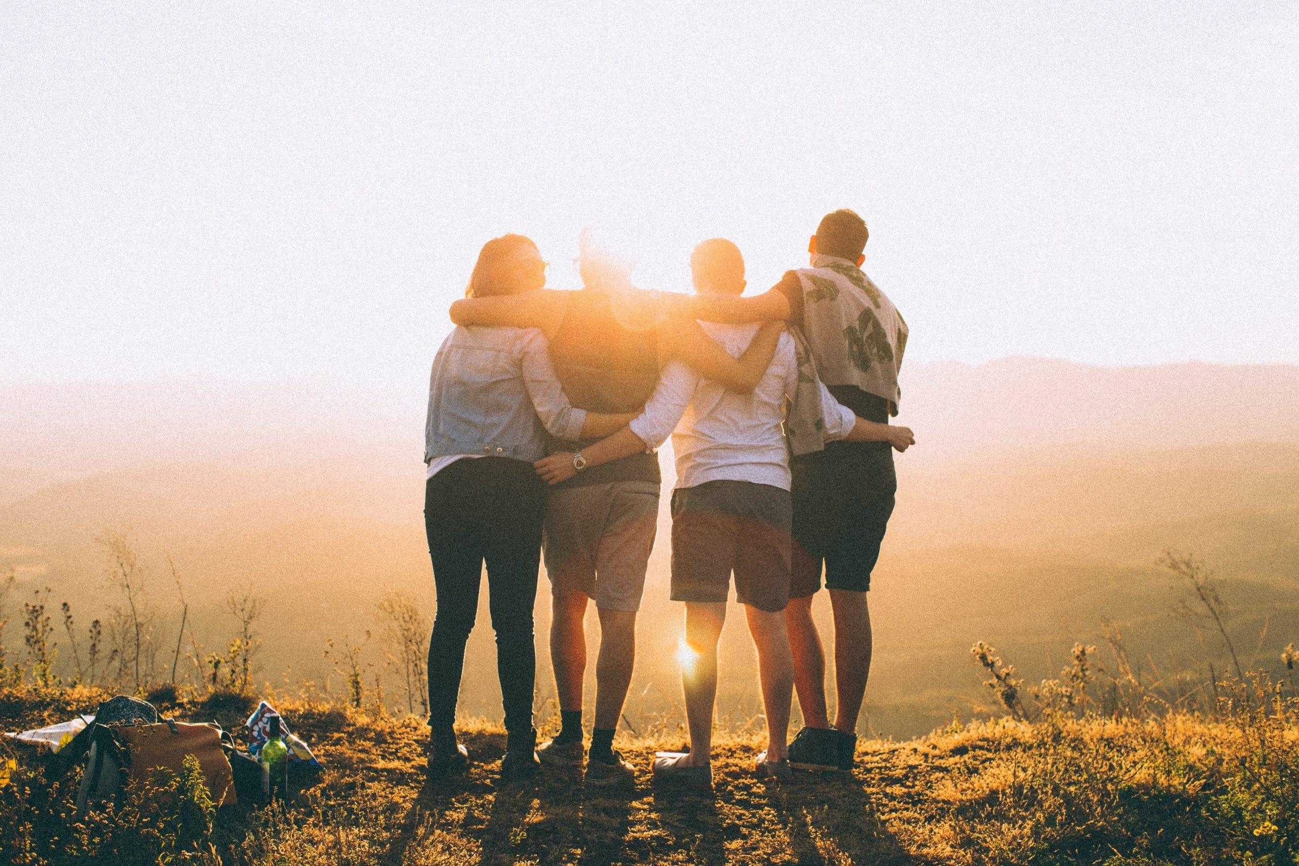 vriendengroep
