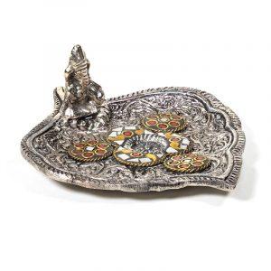 Wierookkegeltjes Brander Ganesha (11 x 9 x 3.5 cm)