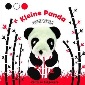 Vingerpopboekje Kleine Panda