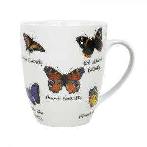 Beker Vlinders (400 ml)