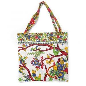 Tote Bag Katoen - Gerecycled Verrassing Tasje (45 cm)