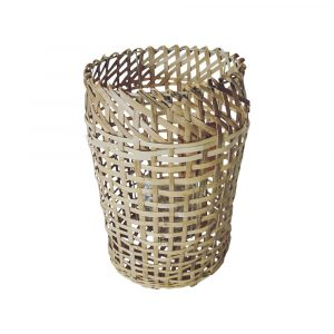 Bamboe Windlicht Vaas (30 cm)
