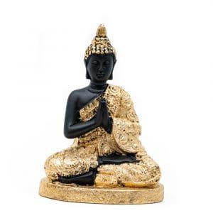 Biddende Boeddha (18 cm)