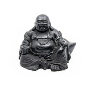 Shungiet Beeld Happy Boeddha Geperst